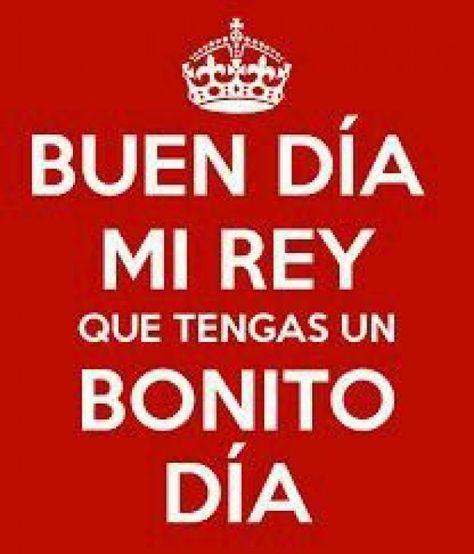 Buen dia mi rey ???????? #relationshipsecrets