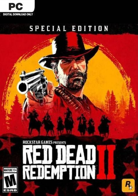 Red Dead Redemption 2 Special Edition Pc Digital Download 37 99 In 2020 With Images Xbox One Games Red Dead Redemption Ps4 Games