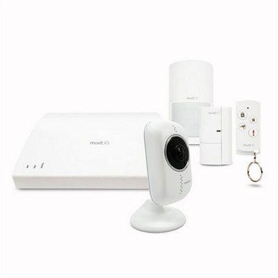 Sistema De Seguridad Muvit Io Hogar Pack Avanzado Leroy Merlin Wifi Wireless Networking Electronic Products