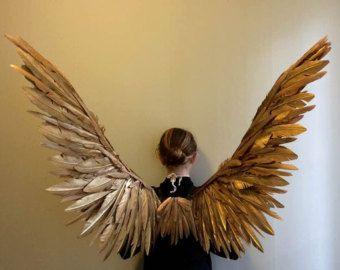 Angel Disfraz Fairy Wings Bird Favsss Disfraz De
