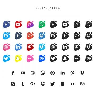 Social Media Snapchat Logos Vimeo Rss Flickr Png And Vector With Transparent Background For Free Download Snapchat Logo Logo Design Free Templates Social Media Snapchat