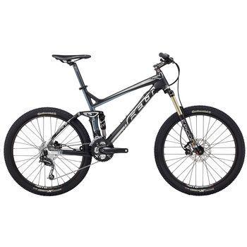 Wiggle Felt Virtue Sport 2012 Full Suspension Mountain Bikes