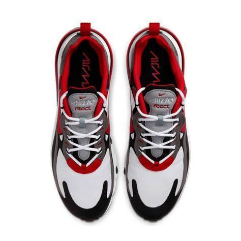 nike air max rood wit zwart