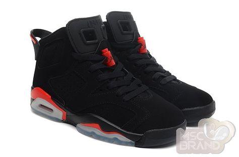 Air Jordan 6 Retro (Black/Red