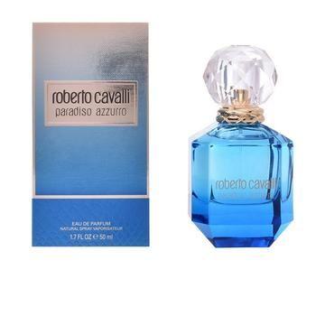 Women S Perfume Paradiso Azzurro Roberto Cavalli 50 Ml Perfume Fragrances In 2019 Perfume Perfume Bottles Fragrance
