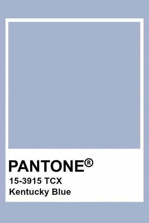 Pantone Kentucky Blue #Simpleweddingring