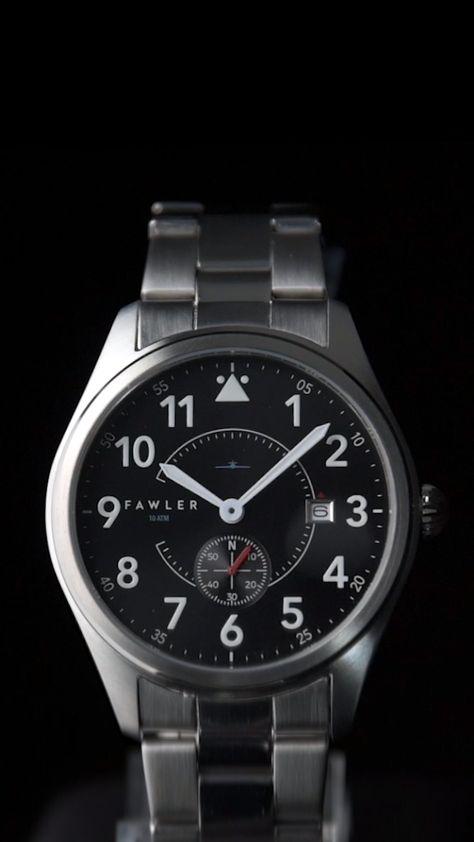 The Feliks Fraser Aviator Watch