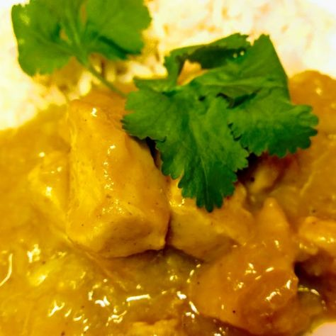 An Easy Quick Tasty Chicken Curry In A Hurry 1 Syn On