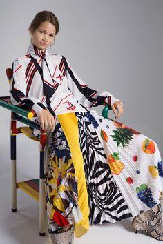 MSGM Resort 2019 Collection - Vogue ๏~✿✿✿~☼๏♥๏花✨✿写❁~⊱✿ღ~❥ TU Jun 5, 2018⊰ ~♥⛩☮️•❋•☸️ॐ✿ڿڰۣ(̆̃̃❤⛩✨真❁↠๏~✿✿✿~๏