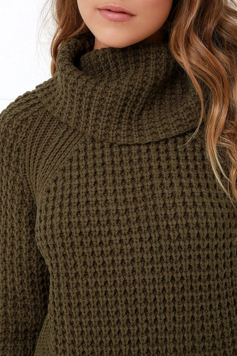 aa41e27a4793 Parker Bridge Olive Green Sweater