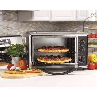 Countertop Convection Rotisserie Oven Countertop Oven
