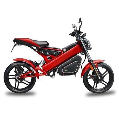 Gomiek 1500w 60v Folding Electric Motorcycle Ebike Scooter New Ebay Electric Motorcycle Electric Scooter Motorcycle