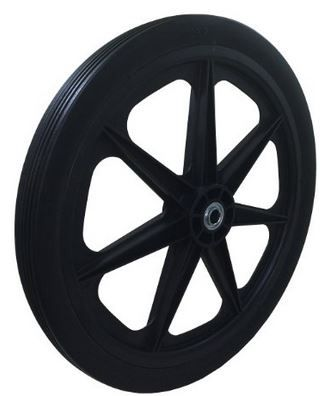 Replacement Wheel For Rubbermaid 5642 Garden Cart With Images