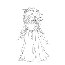 10 Best Free Printable Lord Of The Rings Coloring Pages Online With Images Coloring Pages Color Line Drawing