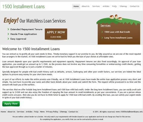 Payday loans for retired picture 3