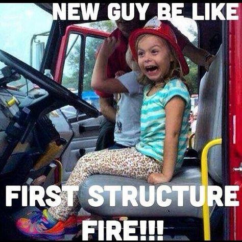 New guys be like...