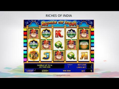 ігровий автомат riches of india
