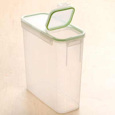 Food Network 15 1 4 Cup Rectangular Storage Container Cereal Storage Storage Containers Container