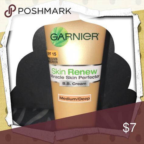 Garnier Miracle Skin Perfector Bb Cream Spf 15 Spf 15 Bb Cream Spf