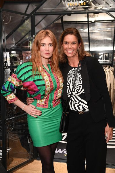Palina Rojinski Photostream Fashion Women Gianni Versace