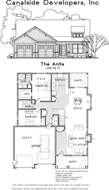patio homes house plans house design plans | Home design ... on