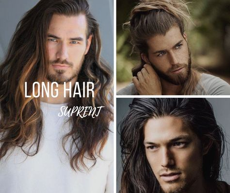 Men with long hair have an unusual charm. #men #longhair #hair #hairstyle #haircut #beauty #charm #unusual #wild #My3WordLegacy #RHONYreunion #MostUsedPhraseAtHome #UntoldPositiveTrumpNews #AGTResults  @neymarjr @Cristiano @andresiniesta8 @justinbieber