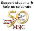 Temecula Community College Support students and help MSJC celebrate 50 years of education