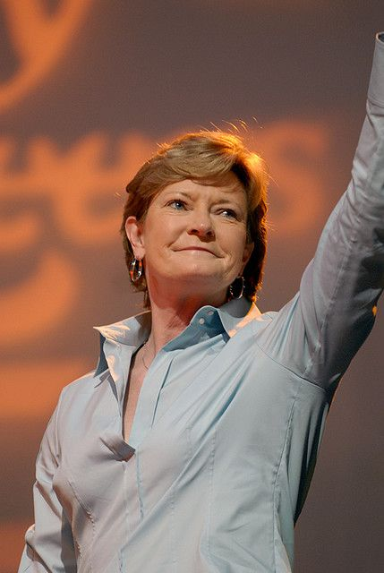 Pat Summitt will always be Lady Vols basketball to me