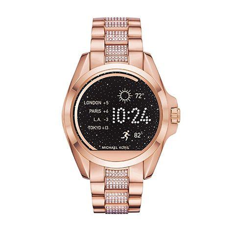 Michael Kors Damen Armbanduhr Mkt5018 Armbanduhr Smartwatch Damenuhren