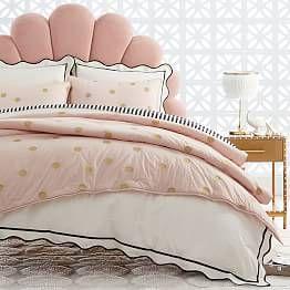 Pottery Barn Teen Parisian Petticoat Standard Blush Pink Sham NEW 2 Available