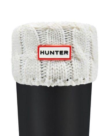 27be5251c Hunter Rain Boots Original Six-Stitch Cable Short Boot Socks | Wish ...