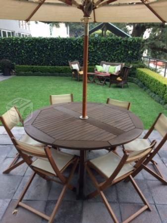 Mesa Y Sillas De Jardin Segunda Mano Tips Para Comprar Tu Mesa Wooden Frame Sofa Home Deco Home Decor