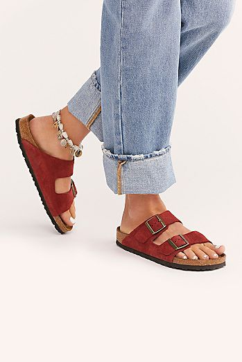 Arizona Soft Footbed Birkenstock In 2020 Birkenstock Birkenstock Sandals Sandals