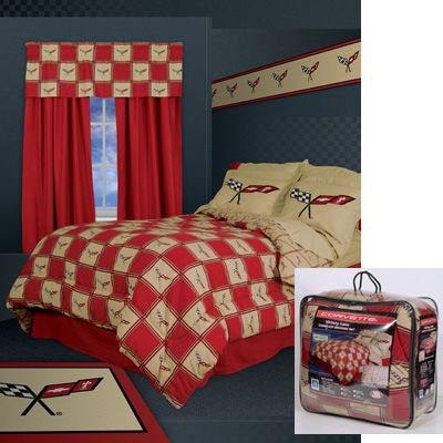 Corvette Bedding | Home Improvement | Pinterest | Room, Bedrooms And Boys  Car Bedroom