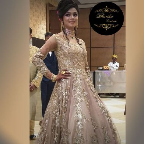 Impress everyone around at your upcoming occasion with this delightful Collection of Hand Work Gown,can be made or design in all colors.😍😍  FRESH Arrivals For ORDER/ENQUIRY CALL/WHATS-APP NOW-#9818116432  #handwork #partygown #allcolors #Suits #Gown #partywear #stitchingdress #freesizedress #designerwear,#BHAVIKACOUTURE, #couture #fashion #partywear #women #girls #fashionwear #designbybhavika #georgete #silk #silkstripes #layers #gathers #pearllover #ladylove #pinks #elegance #handwork #style