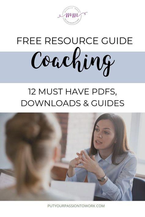 Freebie Vault - Put Your Passion to Work - Free access to a whole library of coaching business tips, tools and resources. Systemisches Coaching, Coaching Questions, Life Coaching Tools, Online Coaching, Business Coaching, Chakra Meditation, Chakra Healing, Business Branding, Business Tips