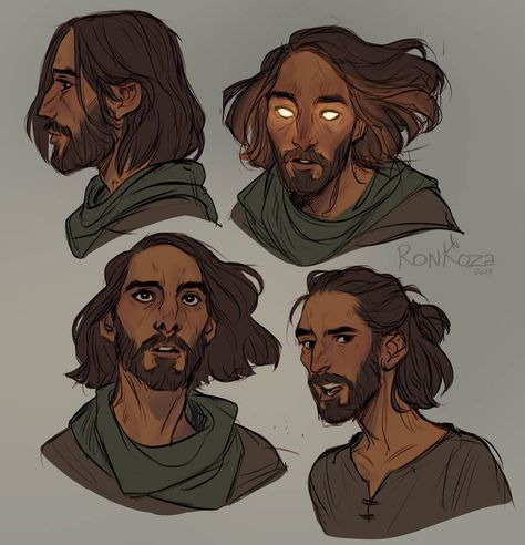 Fantasy Character Design, Character Creation, Character Design Inspiration, Character Concept, Concept Art, Man Character, Character Ideas, Character Sketches, Character Portraits