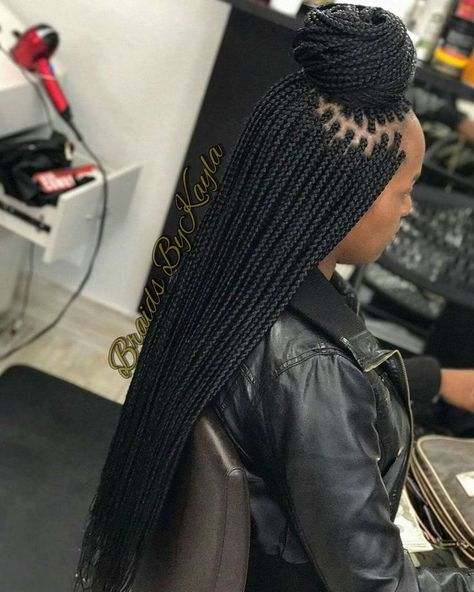 American and African Hair Braiding : The Beauty Of Natural Hair