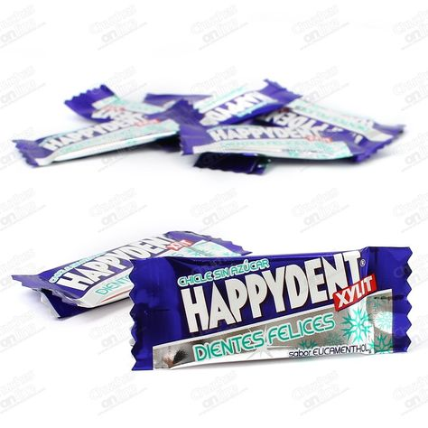 HAPPYDENT XYLIT EUCAMENTHOL - www.chuchesonline.com