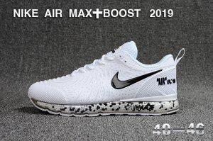 black Mens Winter Sneakers | Nike air