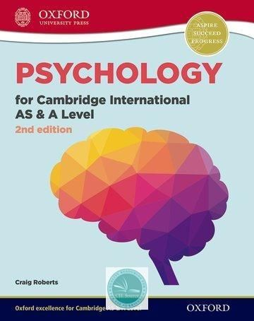 Psychology For Cambridge International As And A Level Student Book For The 9990 Syllabus 2nd Edition Psychology Books Psychology A Level Psychology