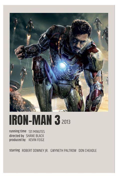 iron man aesthetic art