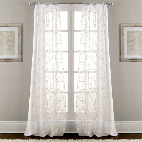 Pin By Mandy Woods On Furniture Rod Pocket Curtain Panels Panel Curtains Drapes Curtains