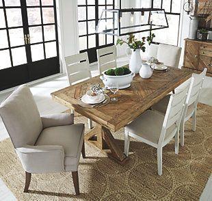 Grindleburg Dining Room Table Ashley Furniture Homestore Rectangular Dining Room Table Dining Room Table Dining Furniture