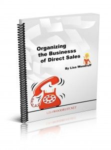 Organizing the Business of Direct Sales