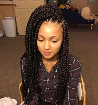 16 Luxury Locs Hair Styles Ceplukan Hair Styles African Braids Hairstyles Kids Braided Hairstyles