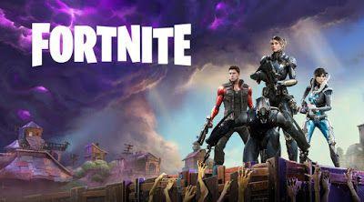 عالم التقنية شروحات مكتوبة الان لعبة فورت نايت على الجوال ذو موصفات متوسطة Fortnite Epic Games Fortnite Seasons