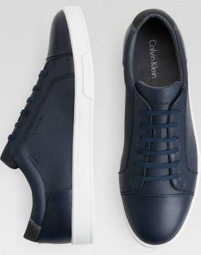 Calvin Klein Barrington Navy Sneakers