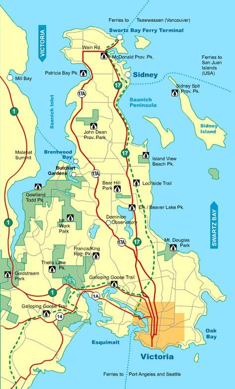 7cbb78a6ebd6478ed39e038485e2a24c  canada vancouver vancouver island - Butchart Gardens To Swartz Bay Ferry
