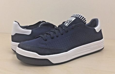 c96b8866a Adidas Rod Laver Super PK PrimeKnit Collegiate Navy White Shoes Size 11  S80513 #Adidas #AthleticSneakers